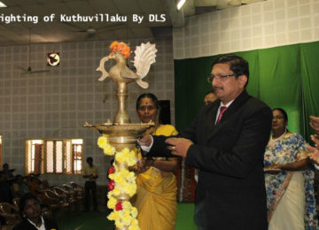 Lighting of Kuthuvillaku by DLS